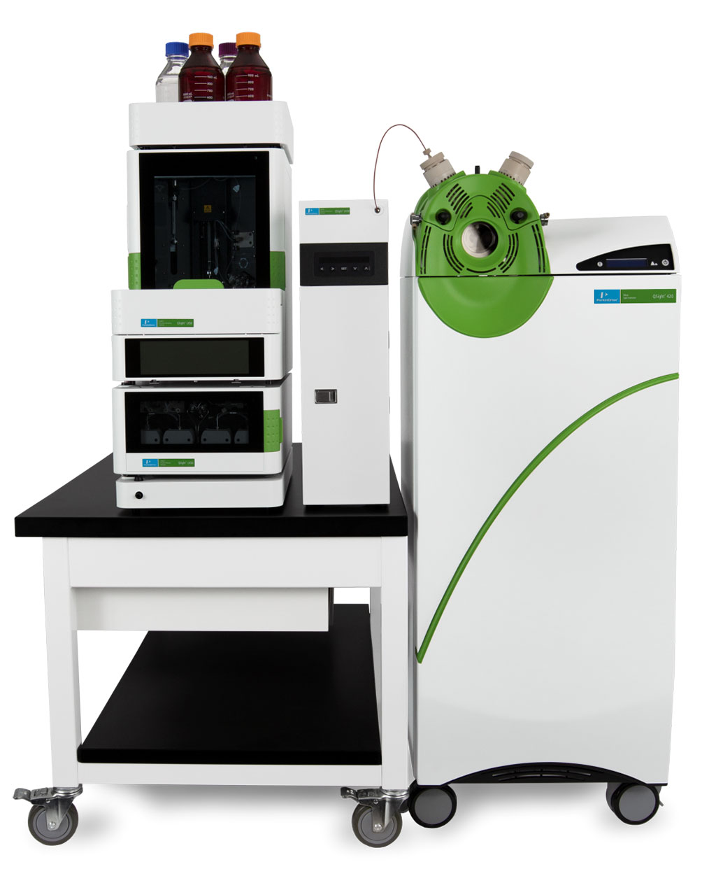 Image: The QSight Triple Quad 400 Series Liquid Chromatography Mass Spectrometry (Photo courtesy of PerkinElmer).