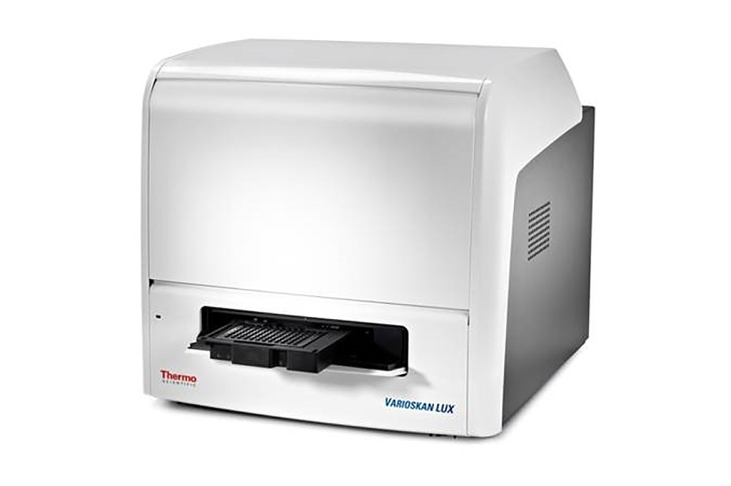 Image: The Varioskan LUX multimode microplate reader (Photo courtesy of Thermo Fisher).