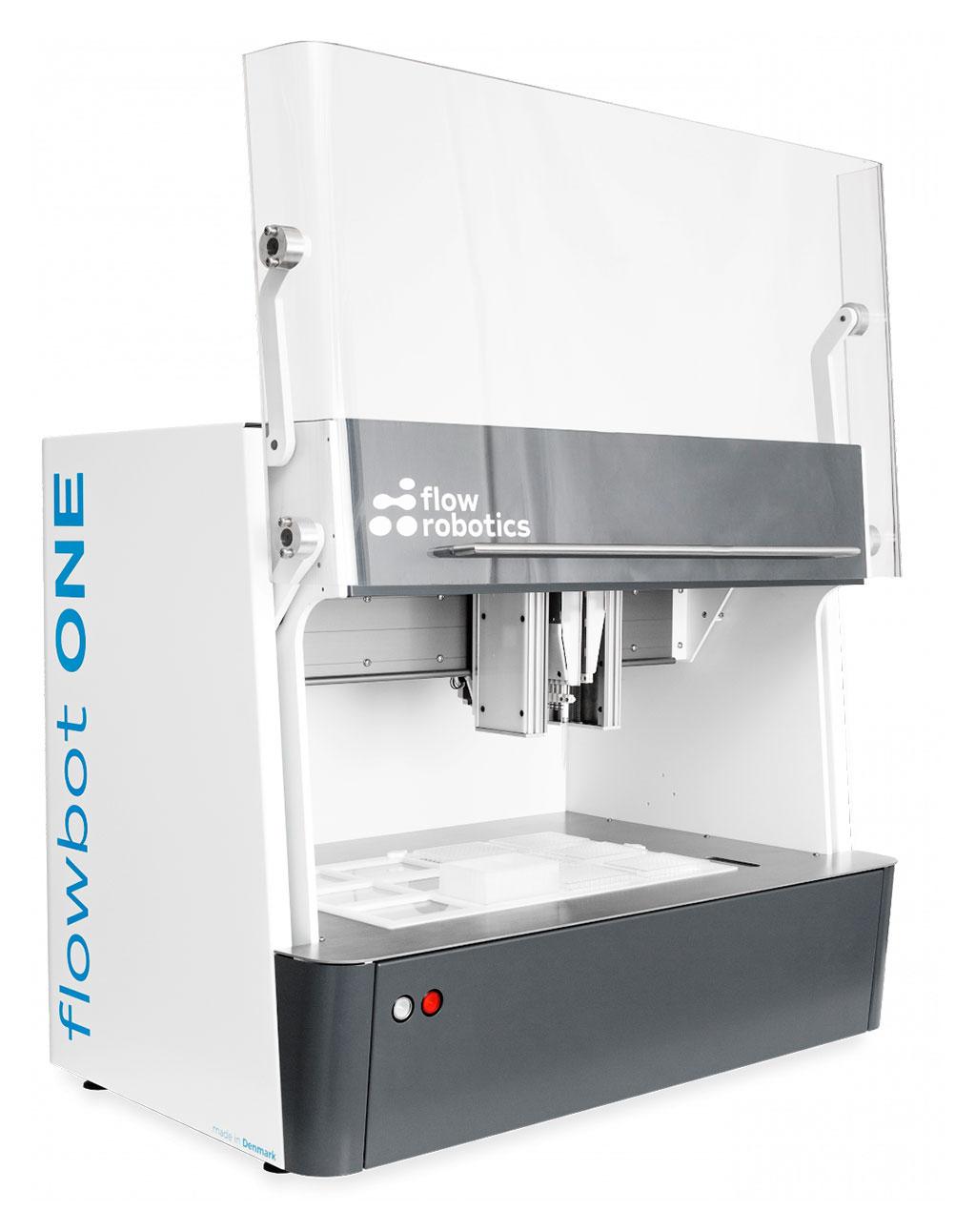 Image: Flowbot ONE (Photo courtesy of Flow Robotics)