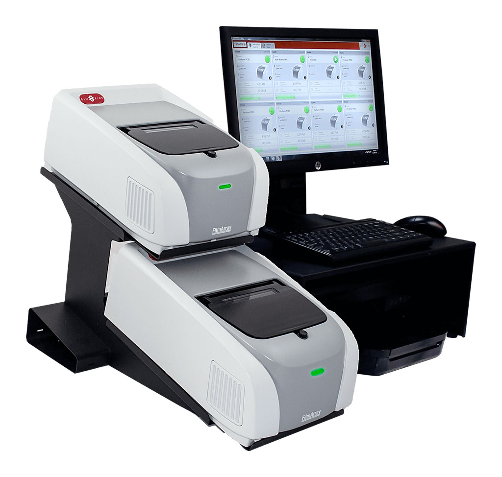 Image: The BioFire FilmArray Pneumonia plus Panel enables rapid and accurate automated testing for 27 bacteria and viruses that cause pneumonia and other lower respiratory tract infections (LRTI), as well as for seven genetic markers of antibiotic resistance (Photo courtesy of BioFire Diagnostics).