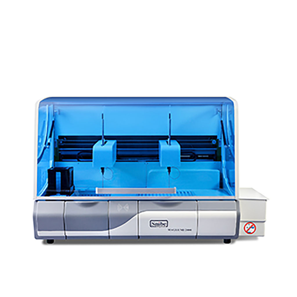 Image: Snibe Maglumi 2000 Immunology Analyzer (Photo courtesy of Snibe Diagnostic)