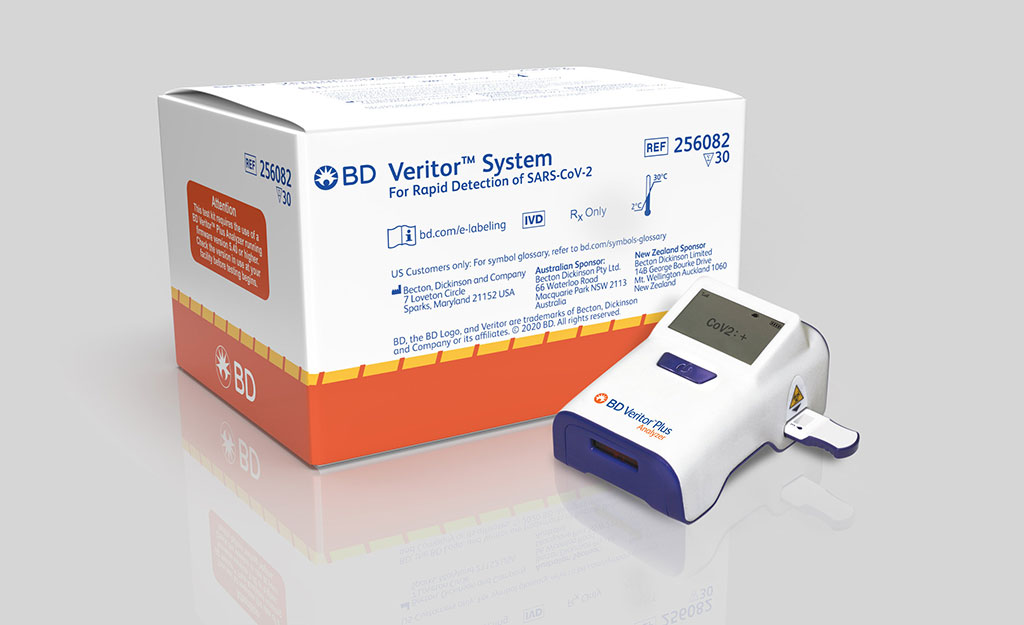 Image: BD Veritor Plus System (Photo courtesy of Becton, Dickinson and Company)