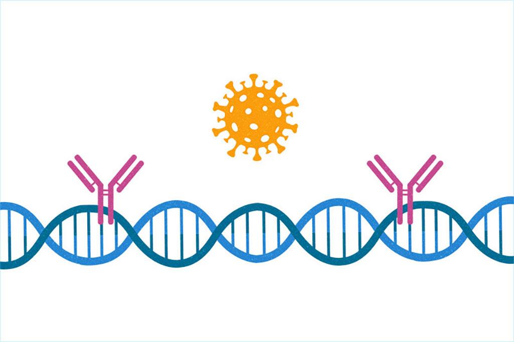 Image: COVID-19 Test Uses DNA Nanoswitch Technology to Detect SARS-CoV-2 Virus (Photo courtesy of Sebastian Stankiewicz, Boston Children`s)
