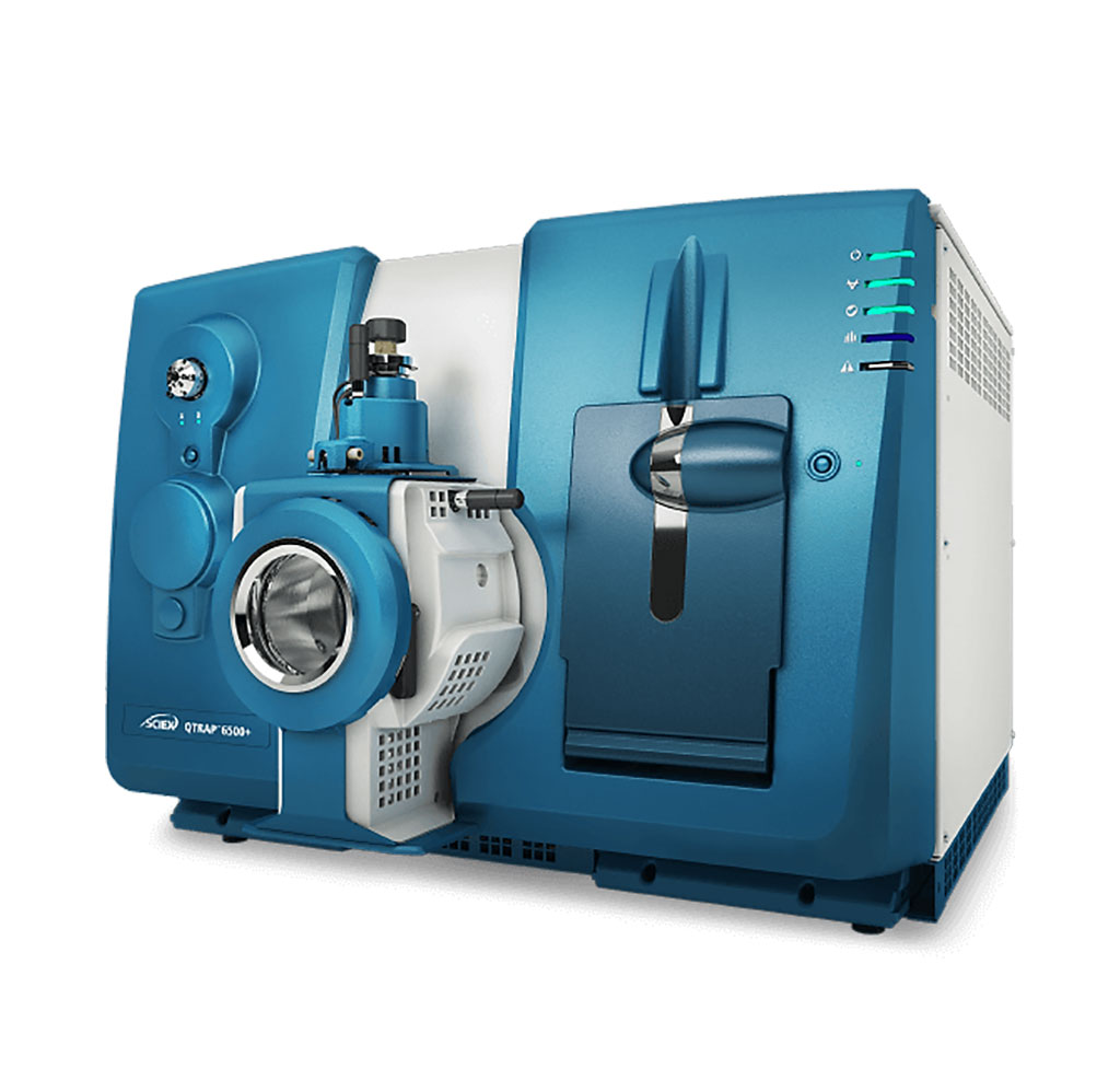 Image: The QTRAP 6500+ Liquid Chromatography with tandem mass spectrometry system (Photo courtesy of Sciex).