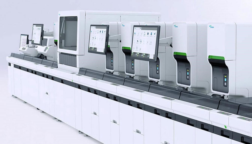 Image: The XN-9000 Automated Hematology Analyzer (Photo courtesy of Sysmex Corporation).