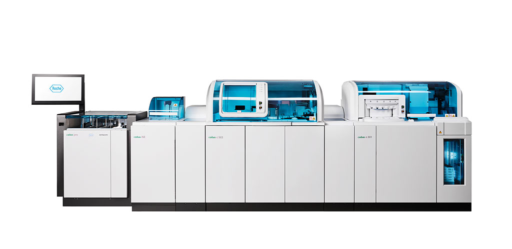 Image: Roche Announces Newest Additions to Cobas Family of Analyzers at AACC 2020 Virtual Event (Photo courtesy of Roche)