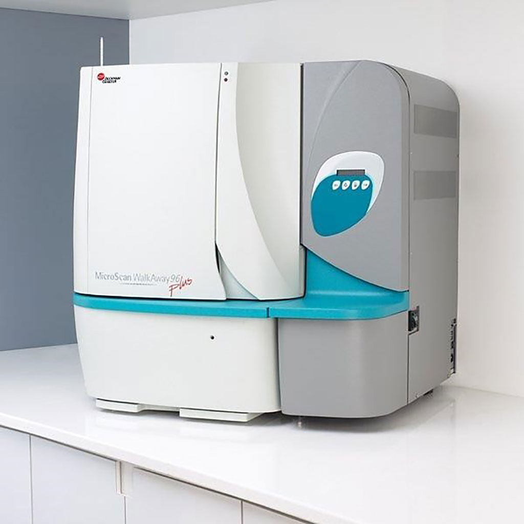 Image: The MicroScan WalkAway 96 Plus Microbiology System (Photo courtesy of Beckman Coulter).
