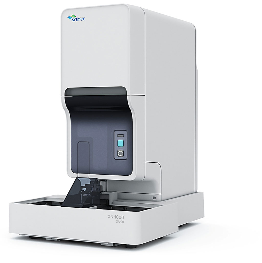 Image: Hematologic Reference Intervals Defined for Newborns on the XN-1000 Automated Hematology Analyzer (Photo courtesy of Sysmex Corporation).