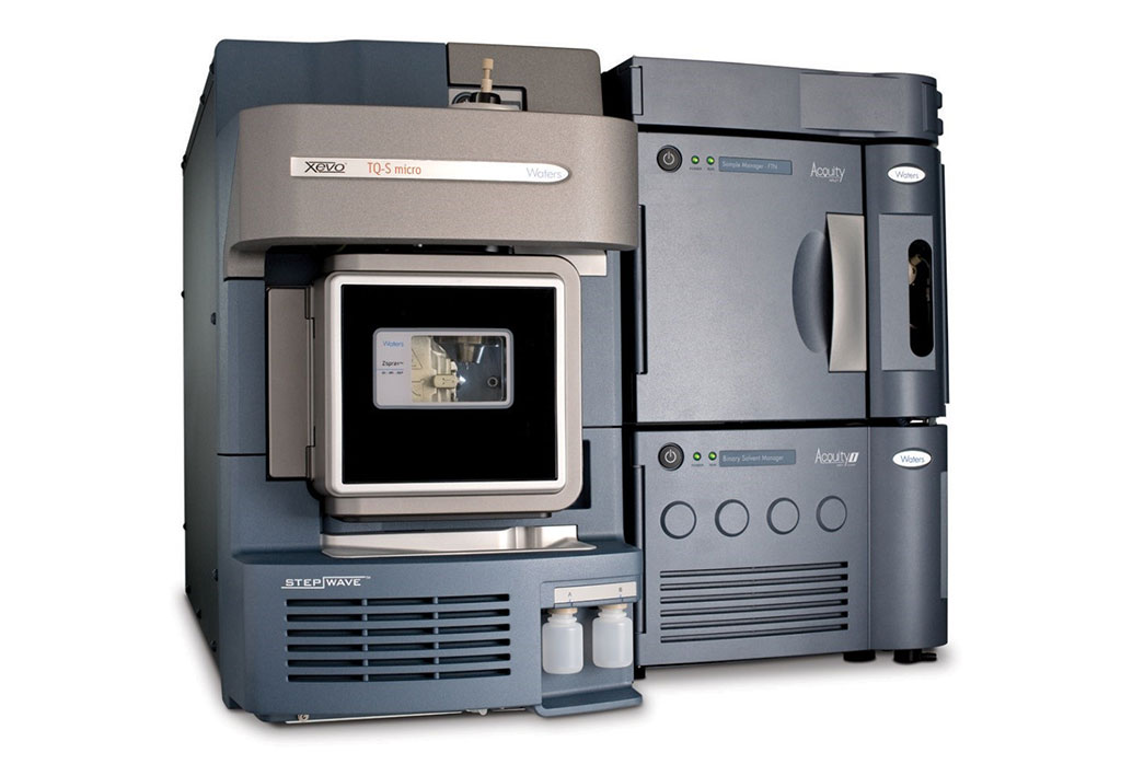 Image: ACQUITY I-Class UPLC coupled with Xevo TQ-S mass spectrometer (Photo courtesy of Waters Corporation).