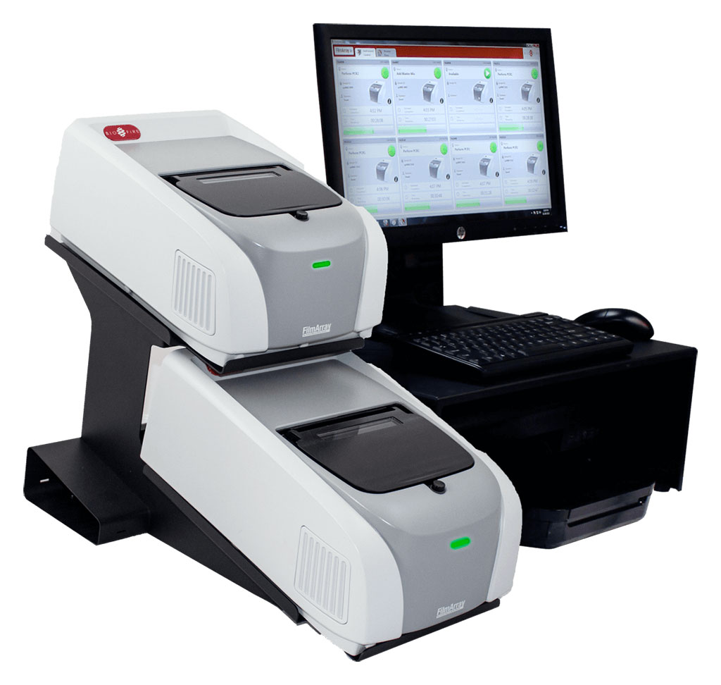 Image: The BioFire FilmArray 2.0 System set the standard for in-house molecular infectious disease testing. It enables simplified test ordering, faster turnaround times, and optimized laboratory workflow (Photo courtesy of BioFire Diagnostics).