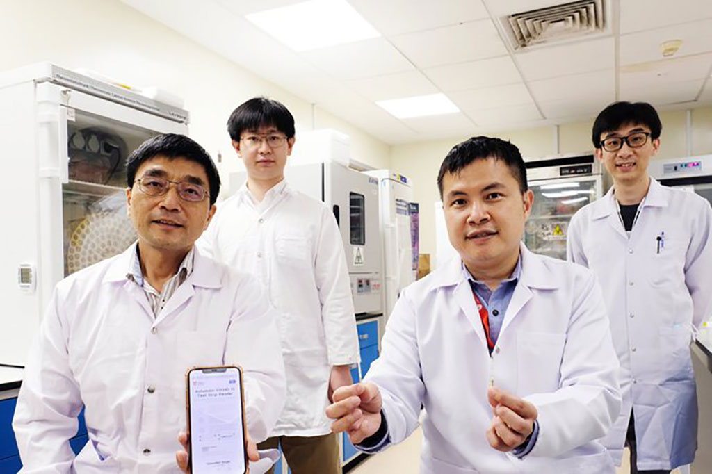 Image: Scientists have developed a COVID-19 diagnostic test that can detect the SARS-COV-2 virus even after it has gone through mutations (Photo courtesy of NTU)