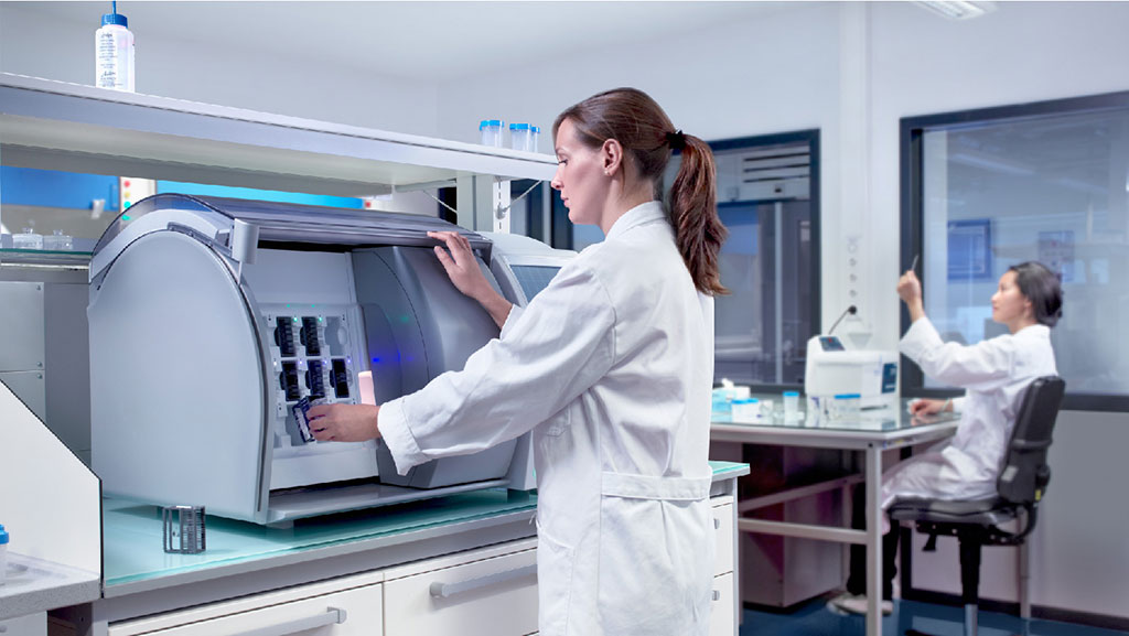 Image: Philips Digital Pathology (Photo courtesy of Royal Philips)