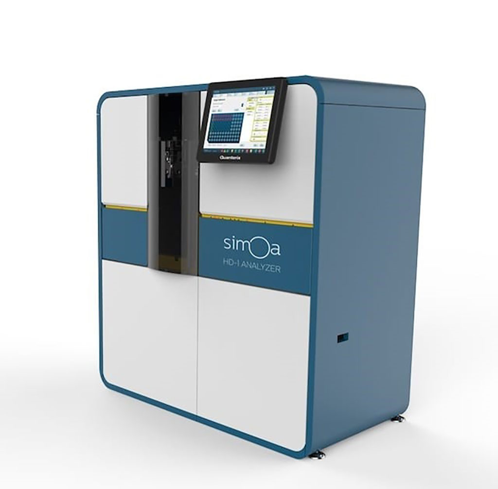 Image: The Simoa HD-1 Analyzer (Photo courtesy of Quanterix)