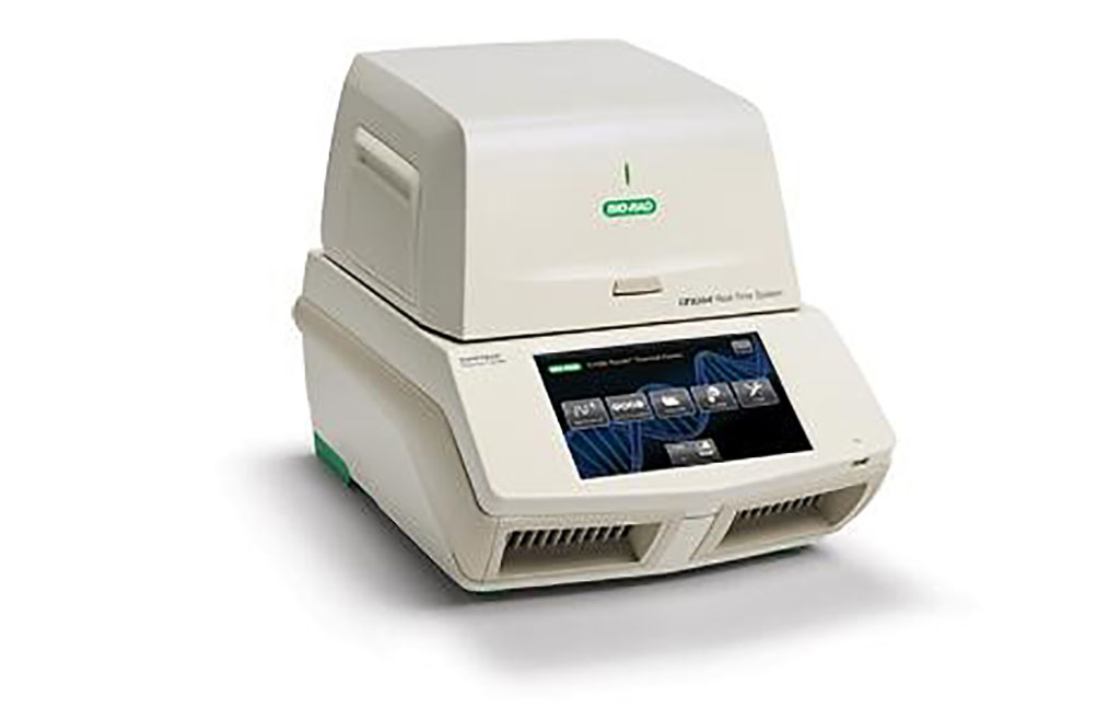 Image: The CFX384 Touch real-time PCR detection system (Photo courtesy of Bio-Rad)
