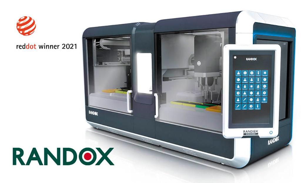 Image: Randox Showcases Latest Product Portfolio and Services at MEDLAB Middle East 2021 (Photo courtesy of Randox Laboratories)