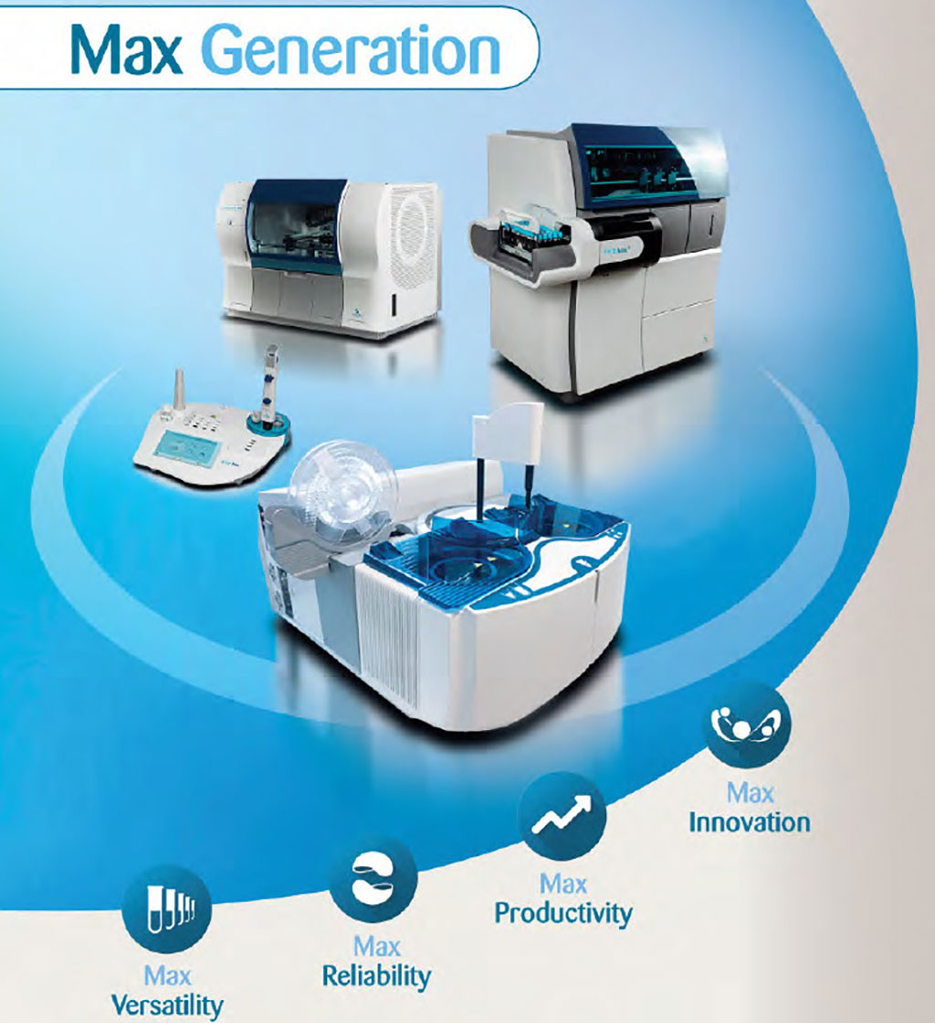 Image: Diagnostica Stago Highlights Max Generation Family of Coagulation Analyzers at MEDLAB Middle East 2021 (Photo courtesy of Diagnostica Stago)