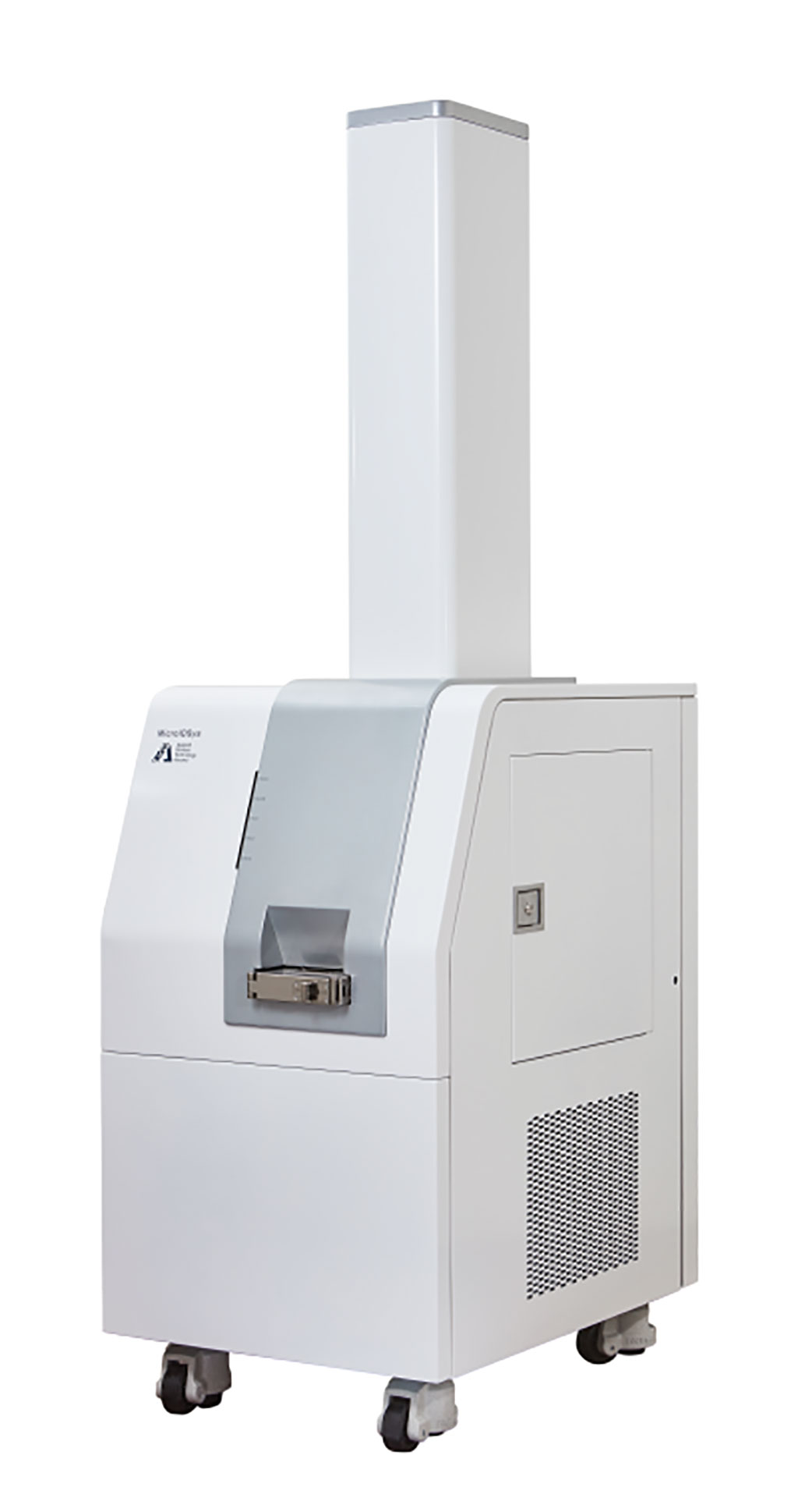Image: The MicroIDSys Matrix-assisted laser desorption/ionization time-of-flight mass spectrometry (MALDI-TOF MS) system (Photo courtesy of ASTA Corp)