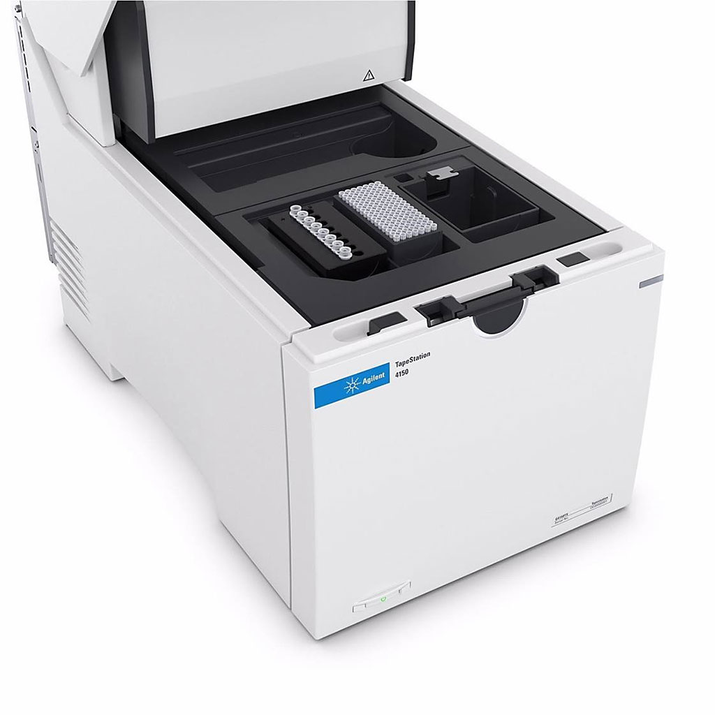 Image: The Agilent TapeStation system is an established automated electrophoresis tool for DNA and RNA sample quality control (Photo courtesy of Agilent Technologies)