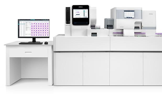 MC-80 Digital Cell Morphology Analyzer (Image courtesy of Mindray)