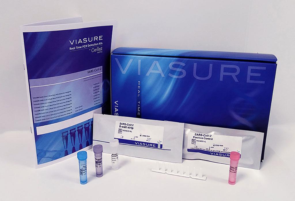Image: VIASURE Real Time PCR Detection Kit  (Photo courtesy of CerTest Biotec)