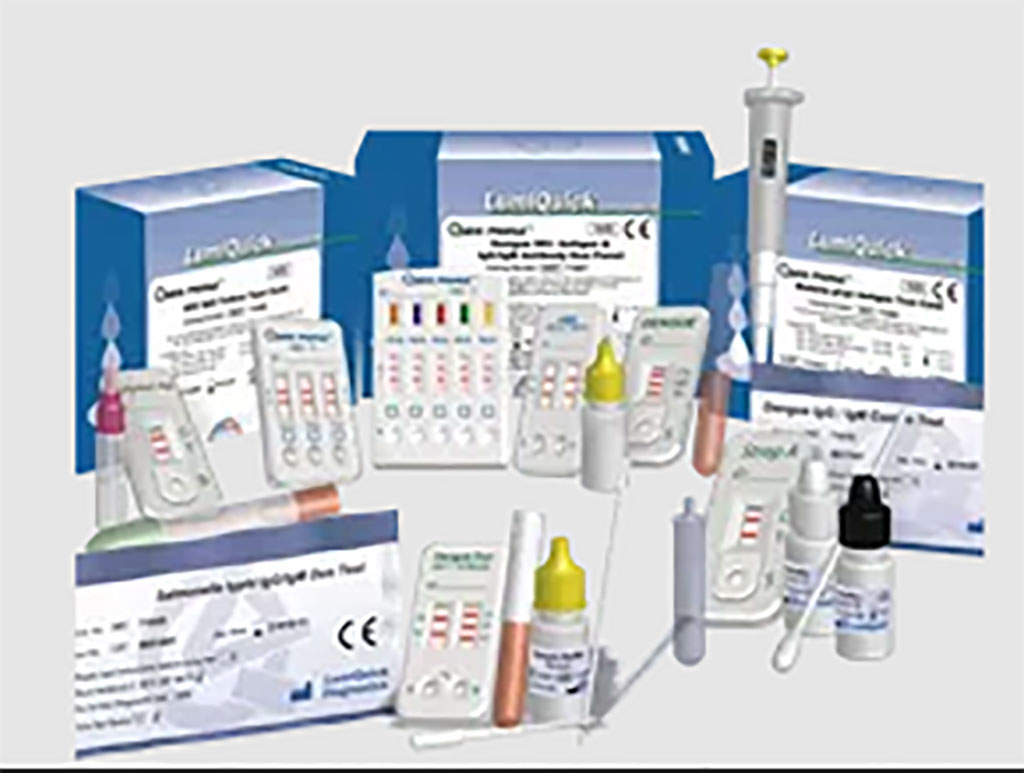 Image: LumiQuick Highlights Newly-Launched POC Lateral Flow Assays and ELISA Kits at AACC 2021 (Photo courtesy of LumiQuick Diagnostics, Inc.)