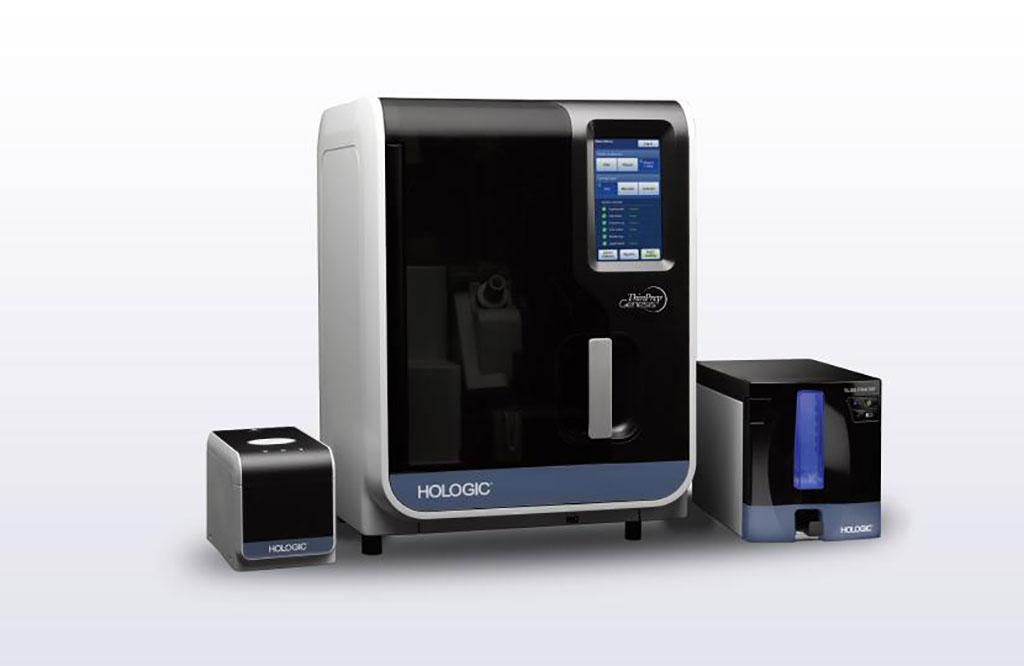 Image: ThinPrep Genesis Processor (Photo courtesy of Hologic, Inc.)