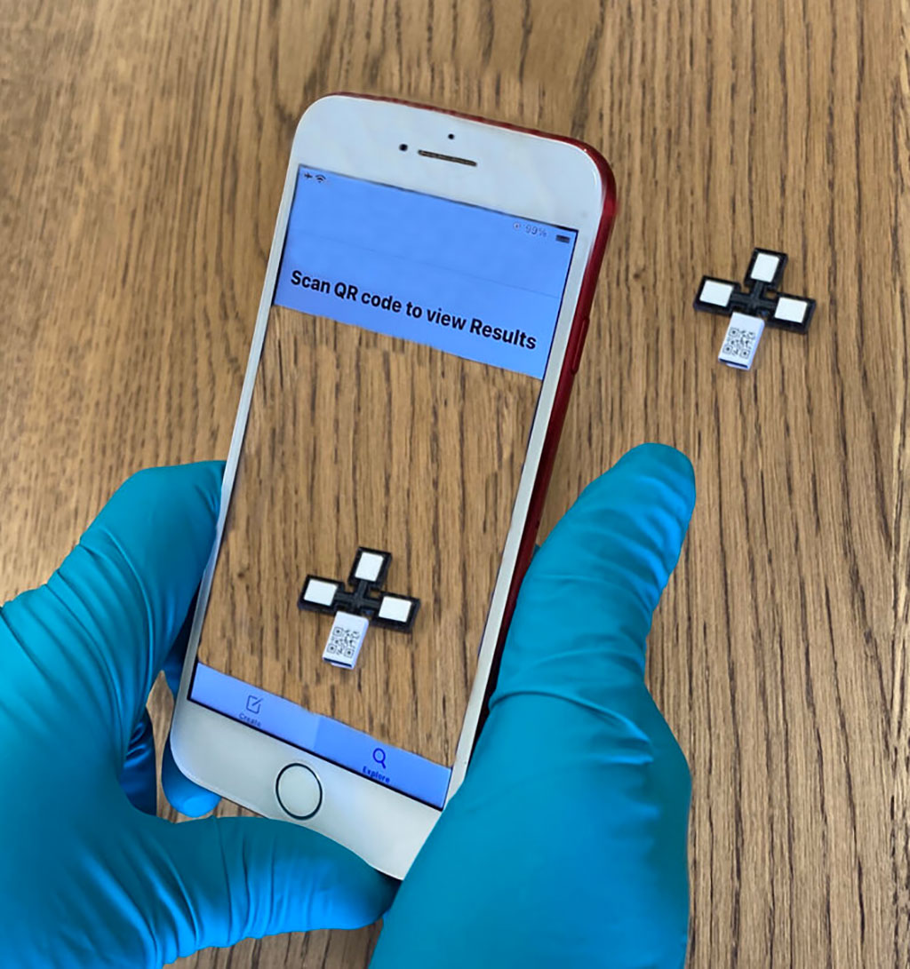 Image: KromaHealth Kit from Group K Diagnostics (Photo courtesy of Group K Diagnostics)