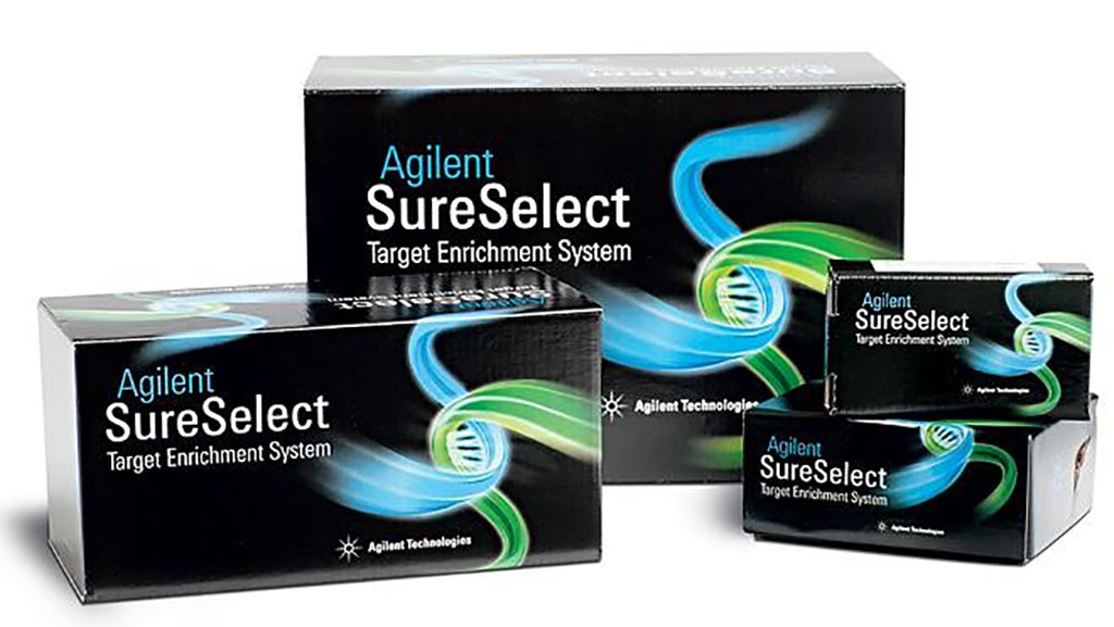 Image: The SureSelect Target Enrichment System is a highly efficient hybrid selection technique for optimizing next-generation sequencing (Photo courtesy of Agilent Technologies)