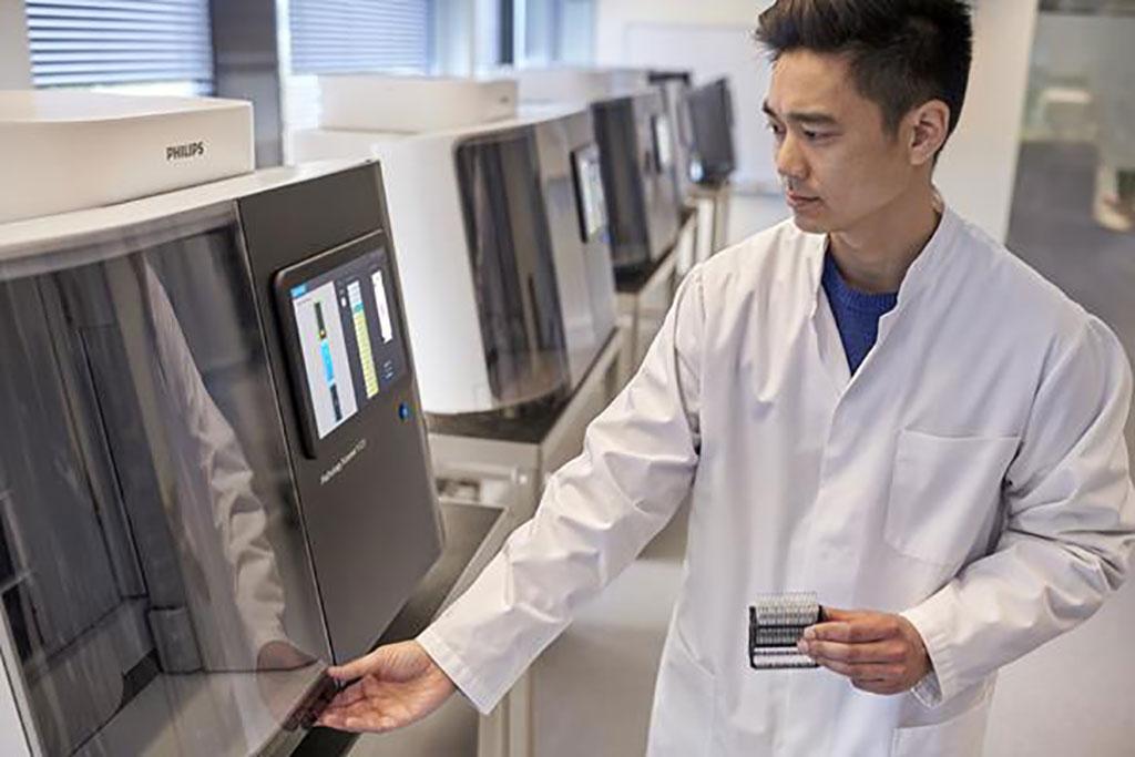 Image: Philips Pathology Scanner (Photo courtesy of Royal Philips)