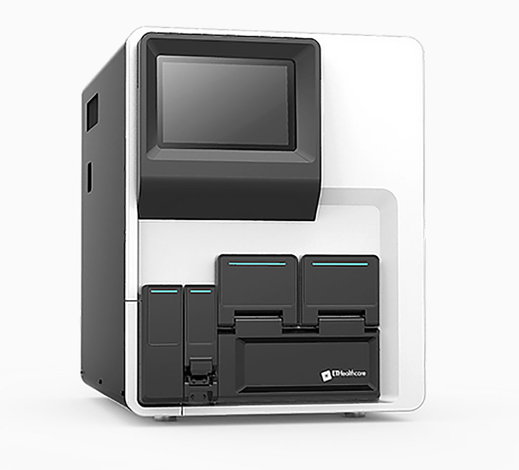 Image: The fully automated Pylon 3-D immunochemistry system (Photo courtesy of ET HealthCare)