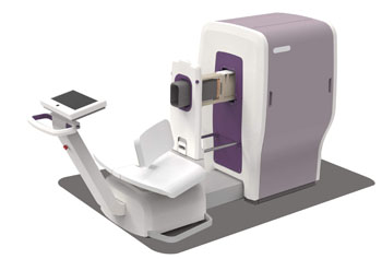 Image: The WristView MRI system (Photo courtesy of Aspect Imaging).