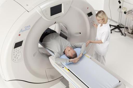 Image: Researchers have established national dose levels for common adult CT exams based on patient size, which will assist in avoiding unnecessary radiation exposure (Photo courtesy of ITN).
