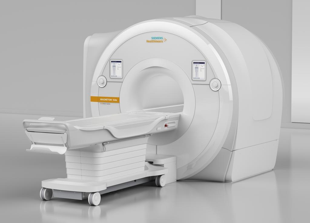 Image: The MAGNETOM Vida 3T MRI (Photo courtesy of Siemens Healthineers).