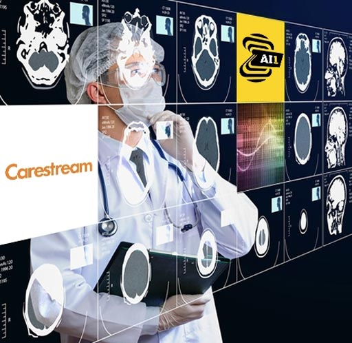 Image: The AI1 campaign allows customers to pay a flat fee per scan for unlimited access to artificial intelligence (AI) algorithms (Photo courtesy of Carestream Health).