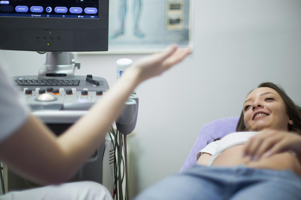 Image: A new study claims obstetric ultrasound smay be implicated in the increasing prevalance of autism (Photo courtesy of Shutterstock).