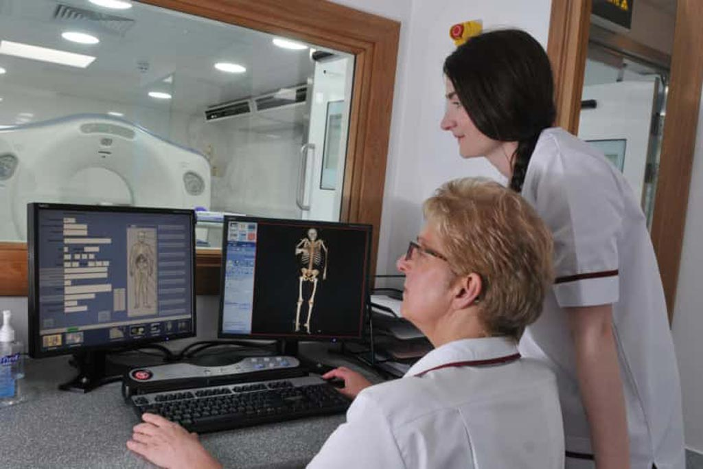 Image: A new study suggests post-mortem CT angiography helps uncover causes of death (Photo courtesy of Royal Preston Hospital).