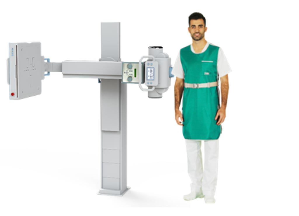 Image: The Aspen XDR straight arm advanced digital radiography system (Photo courtesy of Aspenstate).