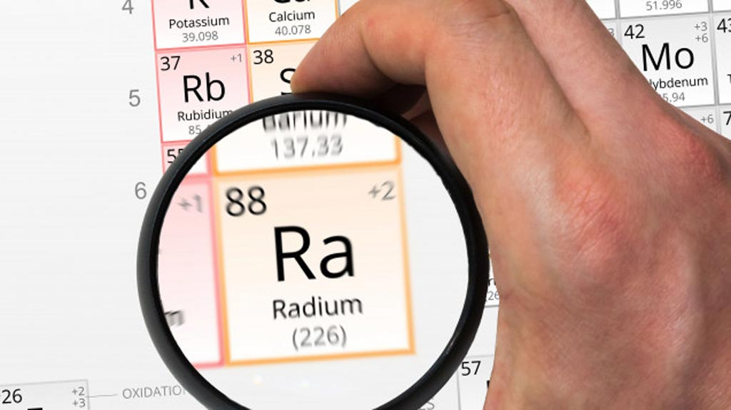 Image: Research suggests radioctive radium may increase mortality and fracture risk (Photo courtesy of Adobe Stock).