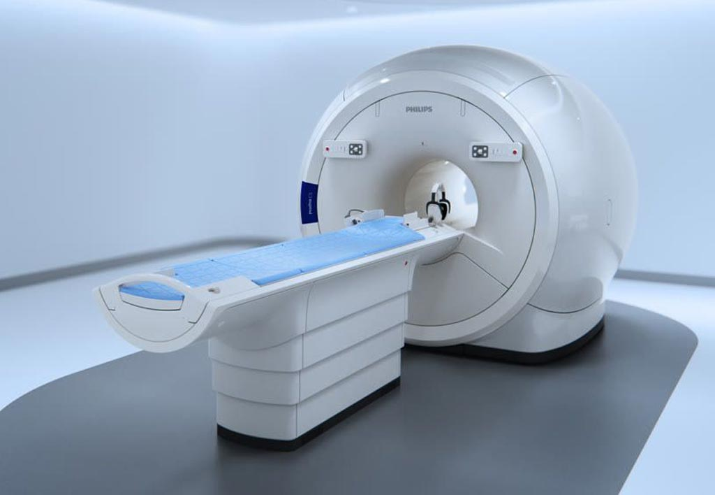 Image: The Ingenia Ambition X 1.5T MRI with BlueSeal magnet technology (Photo courtesy of Philips Healthcare).