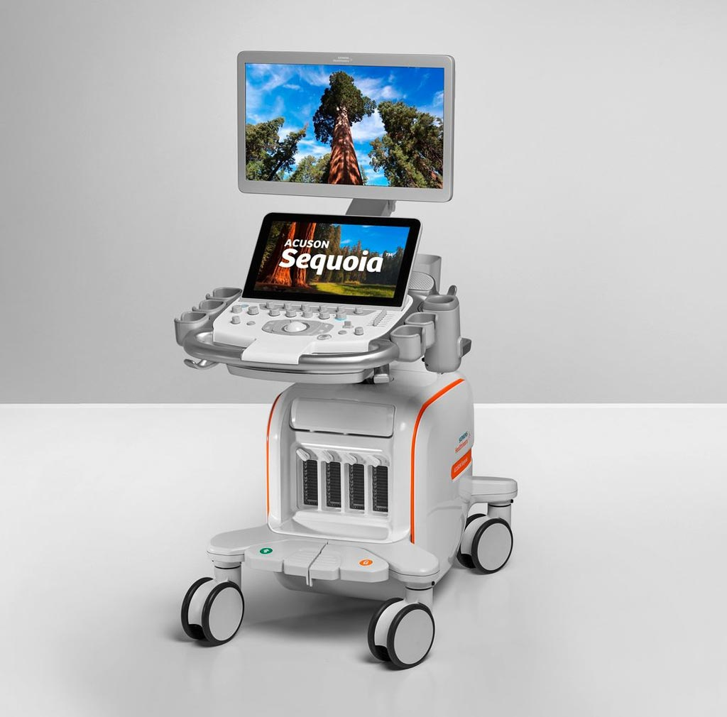 Image: The Acuson Sequoia is designed to adapt to variations of each patient (Photo courtesy of Siemens Healthineers).