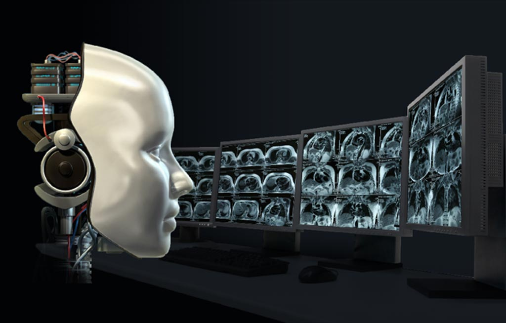 Image: A new study suggests that when radiologists work together with AI better results are achieved (Photo courtesy of Getty Images).