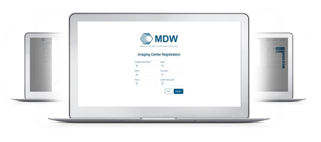 Image: MDW unveiled the first radiology blockchain platform at RSNA this year (Photo courtesy of MDW).