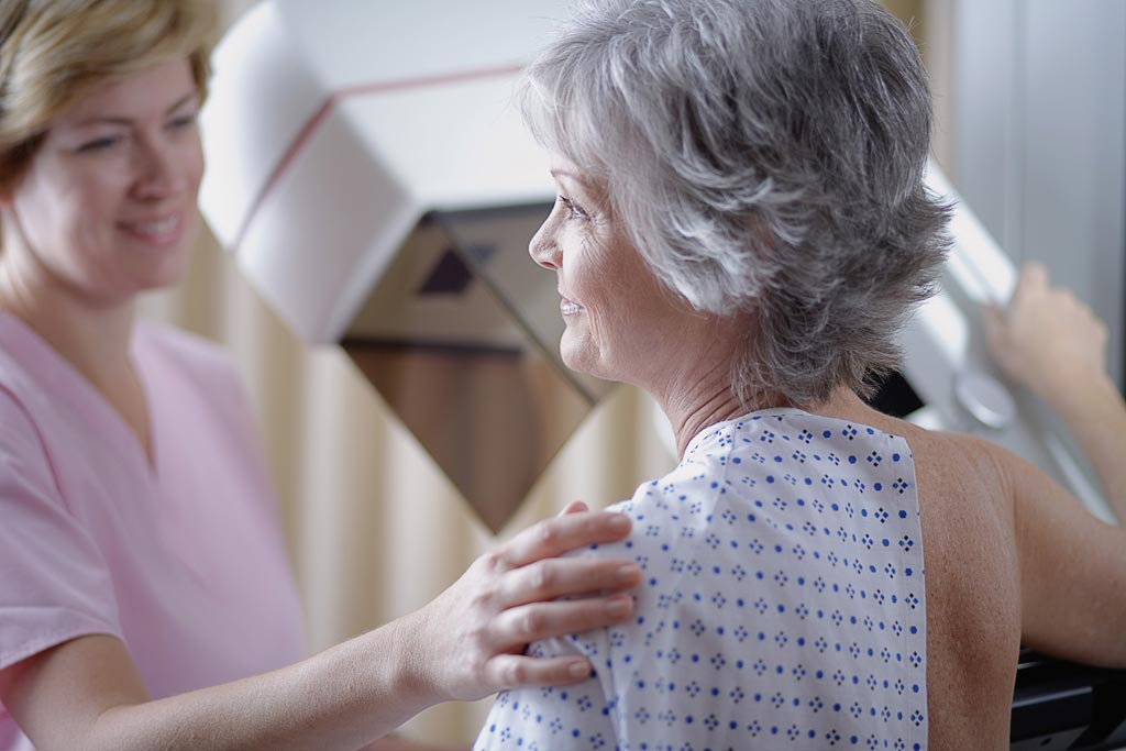 Image: A new study claims that mammograms in women over 75 may still have value (Photo courtesy of Corbis).