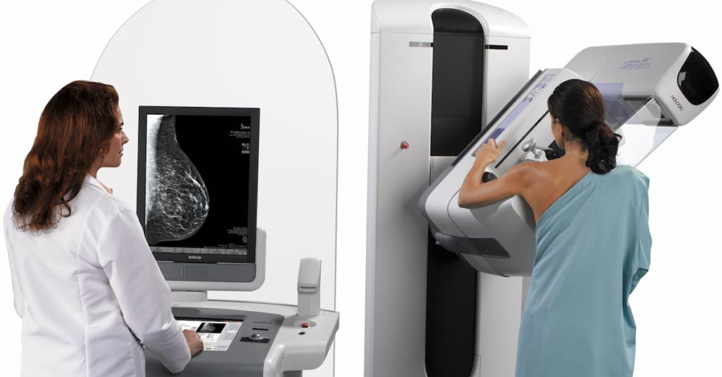 Image: A new study shows that digital mammography has improved breast cancer detection rates (Photo courtesy of Shutterstock).