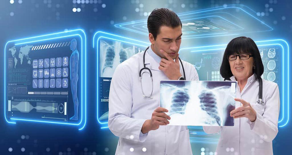 Image: A new study claims AI can help prioritize chest X-rays (Photo courtesy of Shutterstock).