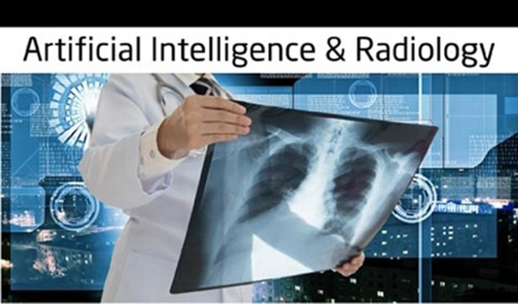 Image: The new journal from RSNA highlights machine learning and AI in medical imaging across multiple disciplines (Photo courtesy of iStock).