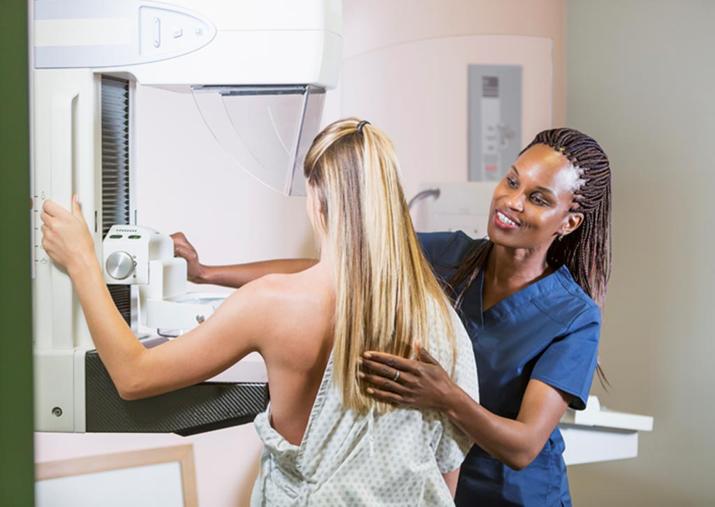 Image: Many young women undergoing breast reduction surgery have unneeded mammography (Photo courtesy of Getty Images).