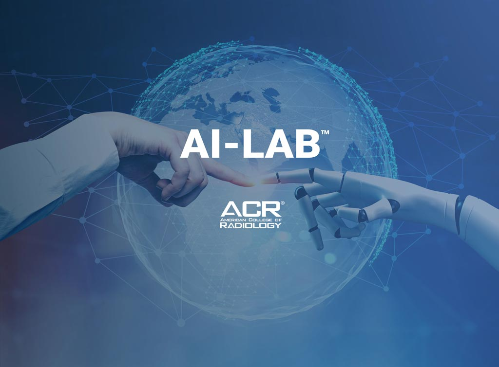 Image: The AI-LAB as a service provides a vendor-neutral framework to facilitate the development, modeling and validation of AI tools (Photo courtesy of ACR).