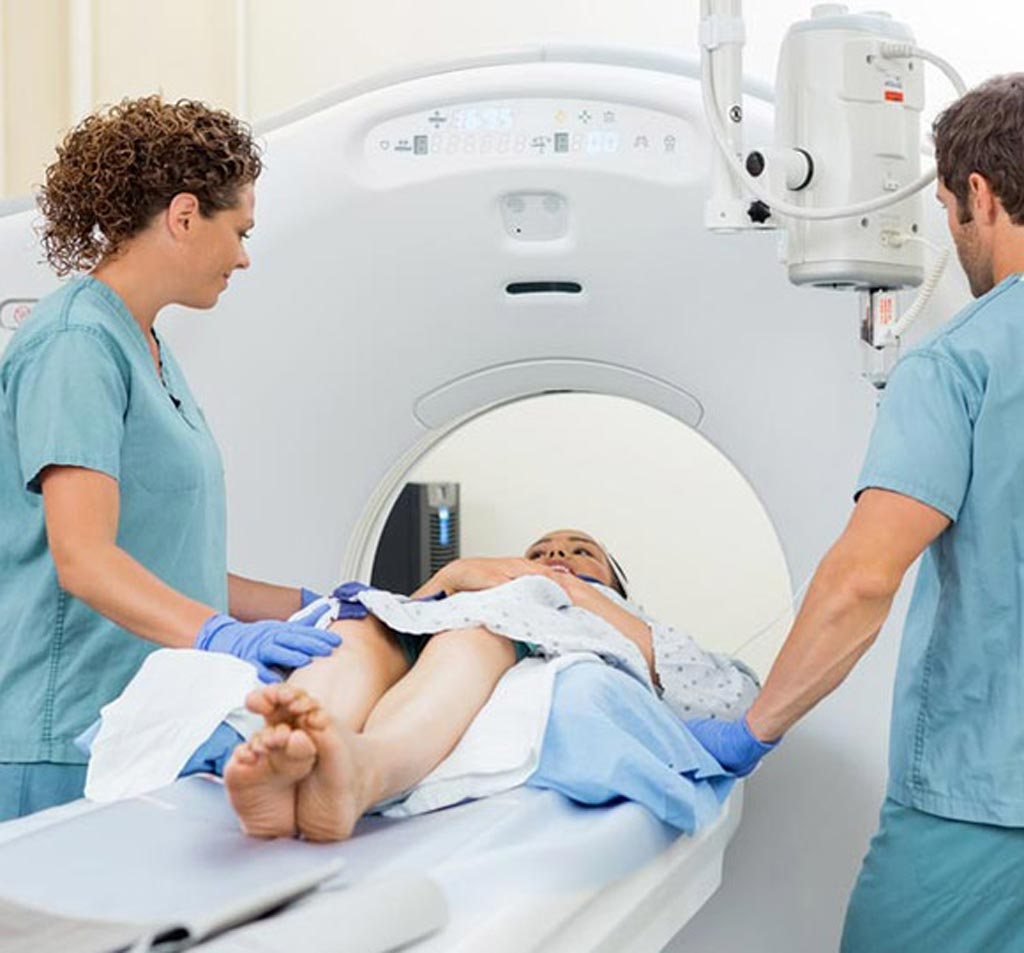 Image: New statistics show CT scans during pregnancy have quadrupled (Photo courtesy of Shutterstock).