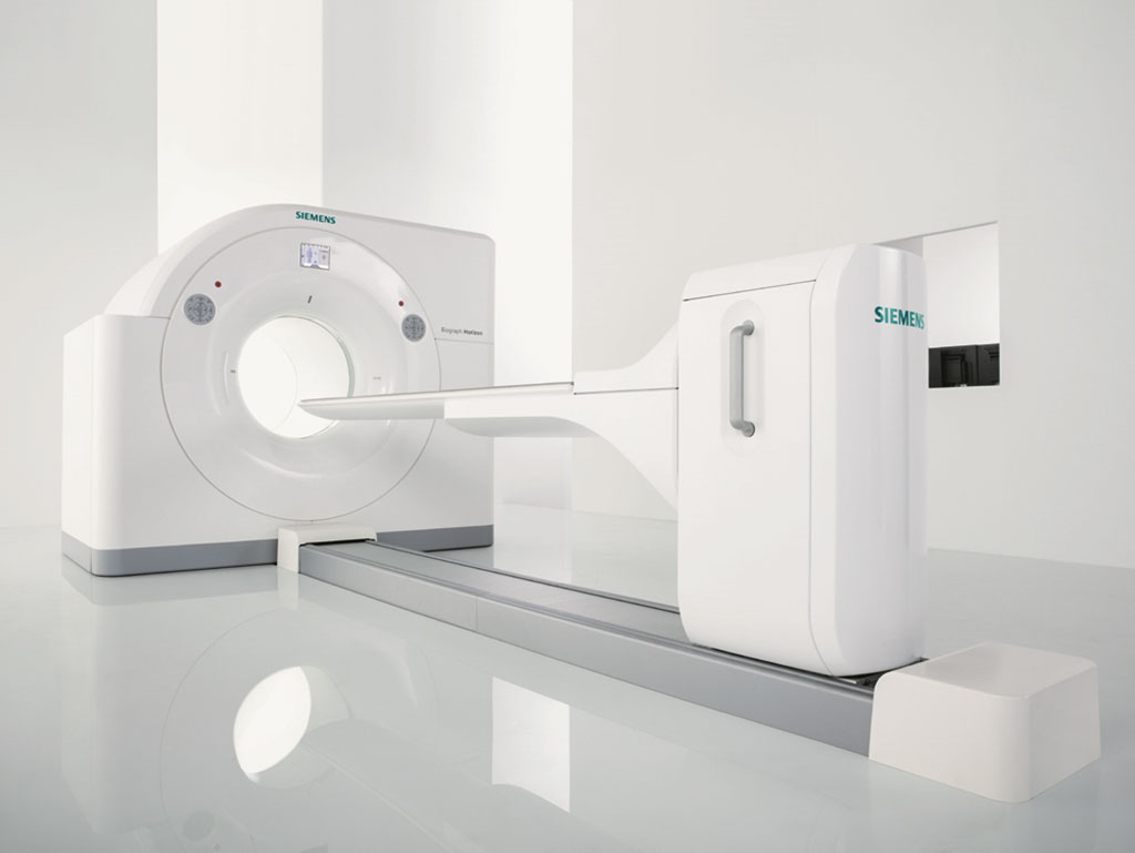 Image: The Siemens Healthineers Biograph Horizon PET/CT (Photo courtesy of Siemens Healthineers)
